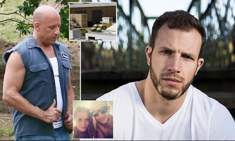 """Tragedie pe platourile de filmare de la """"Fast & Furious 9""""! Dublura lui Vin Diesel, în comă, după ce a căzut în gol de la zece metri înălțime"""
