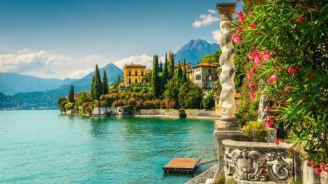 Lacul Como, cea mai căutată destinație din Italia. George Clooney a cumpărat o casă pe marginea lacului