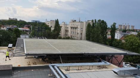 Spitalul Universitar de Urgență București va avea heliport. Costurile vor fi suportate de către sponsorul spitalului