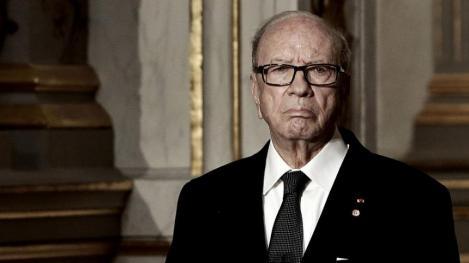 A decedat preşedintele tunisian Béji Caïd Essebsi, a anunţat preşedinţia statului african