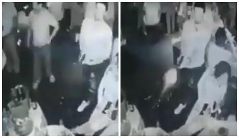 Momentul în care un bărbat a deschis focul într-un bar! Cinci persoane au murit pe loc, iar șase au fost rănite