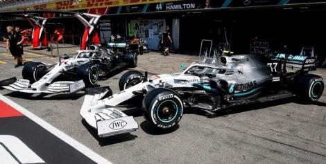 """Mercedes şi Ferrari, campioane mondiale de Formula 1, parteneriat cu Netflix pentru serialul """"Drive to Survive"""""""