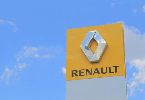 Renault a redus estimările referitoare la veniturile din 2019, după rezultate slabe în primul semestru