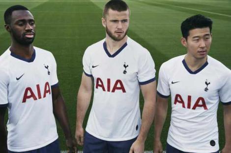 Tottenham şi-a prelungit contractul cu sponsorul principal pentru suma de 360 de milioane de euro