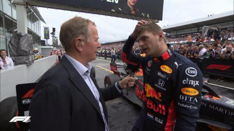 Max Verstappen a doua sa victorie din acest sezon de F1