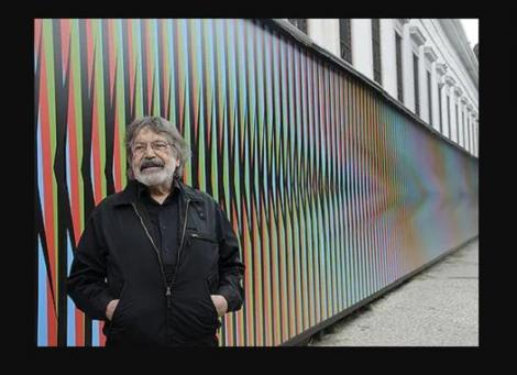 Artistul cinetic Carlos Cruz-Diez a murit la vârsta de 95 de ani