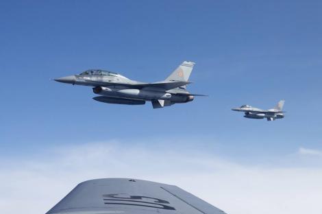 Ministrul Apărării anunţă că vor fi cumpărate încă cinci avioane F16