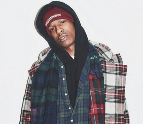 """Procesul lui A$AP Rocky începe marţi. Rapperul va pleda """"nevinovat"""""""