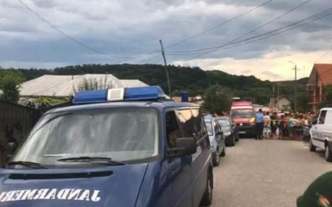 Un polițist a fost găsit, împușcat, într-o pădure din Argeș! Împrejurările în care s-a produs incidentul, un mister