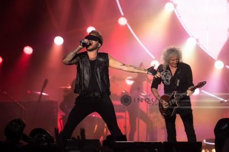 Formaţia Queen susţine un concert la festivalul Global Citizen pentru a lupta împotriva sărăciei