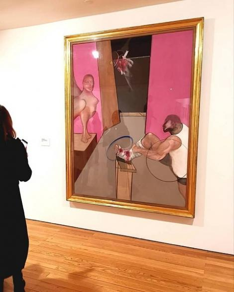 O colecţie de artă contemporană cu peste 900 de opere, confiscată de autorităţile portugheze
