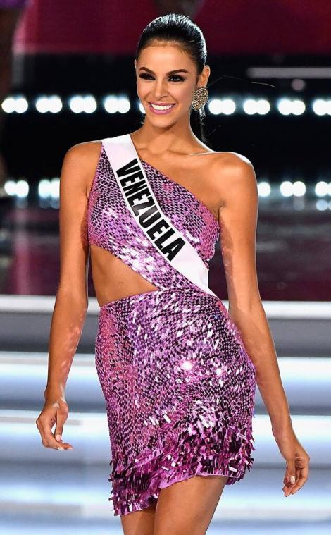 Primul concurs de frumusețe unde nu vor fi anunțate dimensiunile concurentelor. Miss Venezuela are loc joi, 1 august