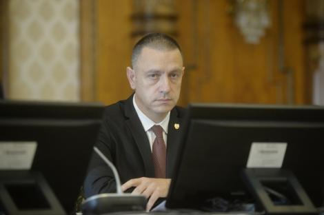Ministrul interimar MAI a cerut o analiză a conducerii Inspectoratelor de poliţie judeţene