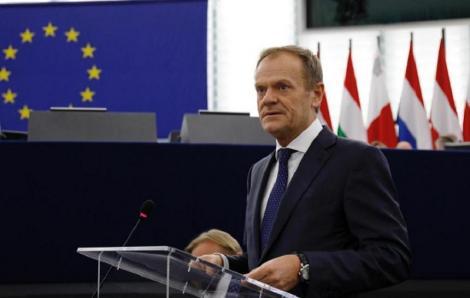 Donald Tusk a cerut Parlamentului European să aprobe numirea Ursulei von der Leyen la conducerea Comisiei Europene