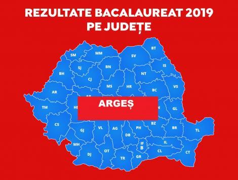 Rezultate Finale BAC 2019 - Argeș. Note afișate pe a1.ro