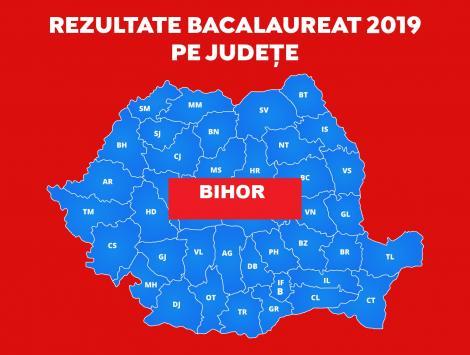 Rezultate Finale BAC 2019 - Bihor. Note afișate pe a1.ro