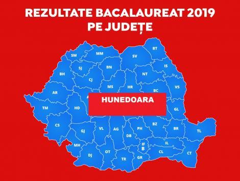 Rezultate Finale BAC 2019 - Hunedoara. Vezi note afișate pe a1.ro