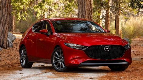 Peste 3.000 de automobile Mazda 3 sunt rechemate de pe piaţă în Australia din cauza riscului de cădere a roţilor