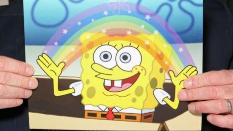 Nickelodeon a fost acuzat că a furat conceptul desenului animat SpongeBob
