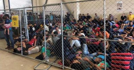 """ONU se declară """"şocată"""" de condiţiile de detenţie ale imigranţilor din SUA"""