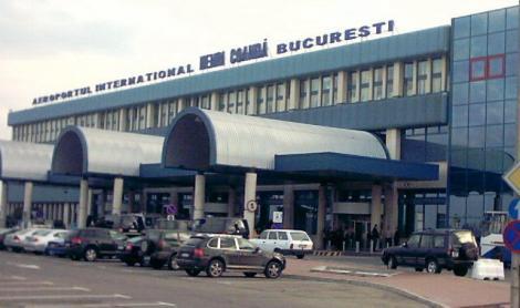 Accident grav pe aeroportul Otopeni. Patru persoane, transportate de urgență la spital!