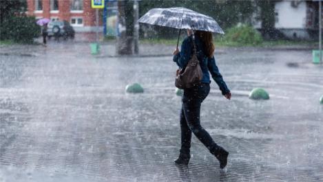 Vremea 9 iulie 2019. Ploi și vânt puternic. Temperaturile coboară sub normal