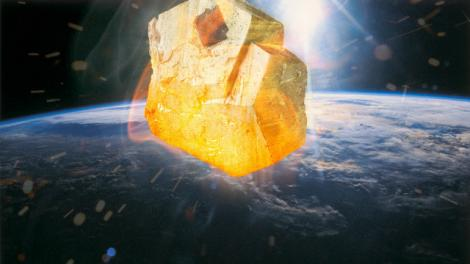 NASA, comunicat oficial: Un asteroid de aur a fost descoperit! Ce s-ar putea întâmpla cu Pământul în eventualitatea unei exploatări a astrului