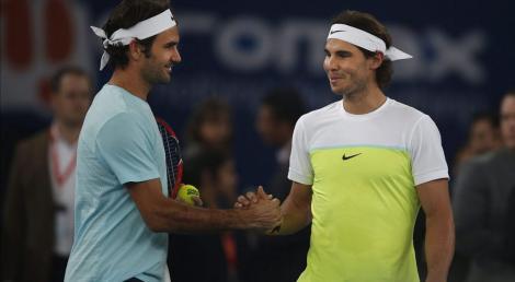 Federer și Nadal, evenimentul secolului în tenis: Joacă cu Bill Gates, în Cape Town