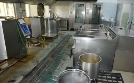 """Bucătăria unui spital municipal, închisă definitiv în urma controalelor: """"Mișună șobolanii și trebuie făcute numeroase deratizări"""""""
