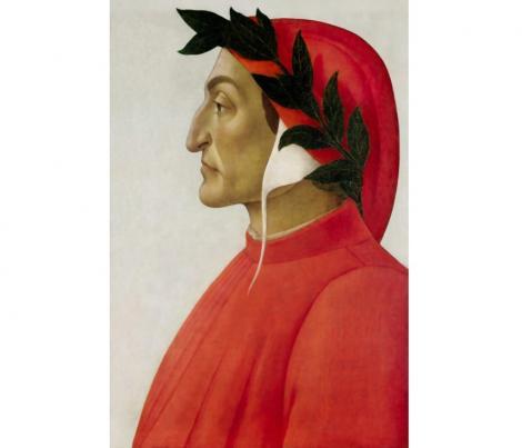 Rămăşiţele pământeşti ale lui Dante Alighieri ar putea fi mutate în Florenţa după 700 de ani