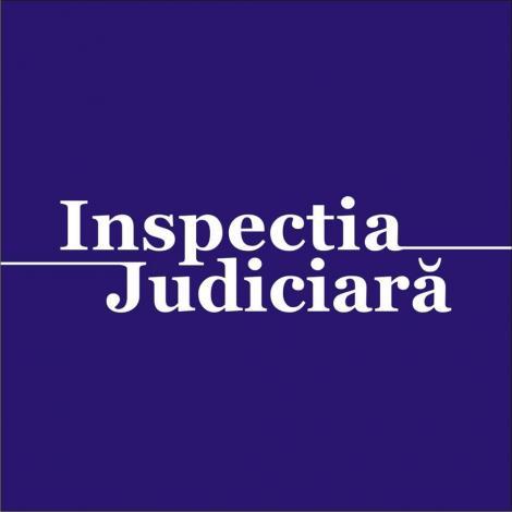 Inspecţia Judiciară face un control la Parchetul de pe lângă Judecătoria Caracal