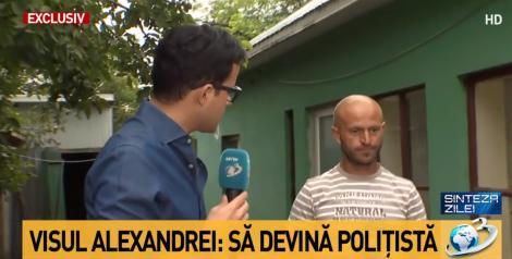 """Tatăl Alexandrei, cel mai mare regret: """"O să mă căiesc toată viața! O să mă învinovățesc pentru asta!"""""""