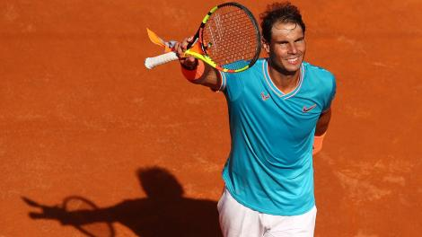 Rafael Nadal a câştigat Rogers Cup pentru a doua oară consecutiv. Este al 35-lea trofeu de Masters 1000 al spaniolului, un record