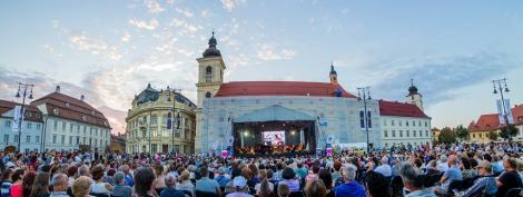 Festivalul Classics for Pleasure la Sibiu - 300 de artişti şi un program cu muzică simfonică, musical, chitară clasică, muzică de film