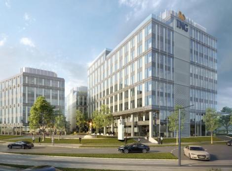 ING Bank a înregistrat în România un avans de 12% al profitului net în primul semestru, pe fondul creşterii portofoliului de credite