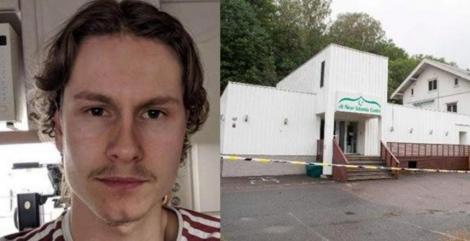 Suspectul în atacul la moscheea din Norvegia respinge acuzaţiile