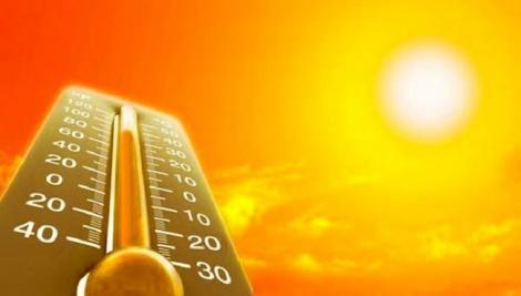 Evoluţia vremii în următoarele două săptămâni: Caniculă, urmată de o răcire accentuată, temperaturile fiind şi cu 12 grade mai mici; ulterior, temperaturile vor creşte din nou