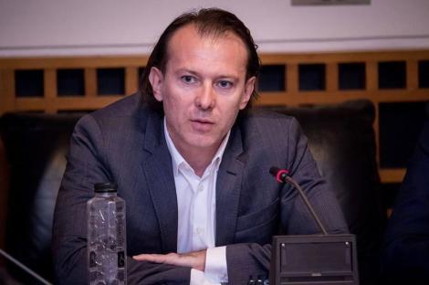 Florin Cîţu: Datele în documentele pentru rectificarea bugetară sunt false! Toţi vinovaţii vor răspunde!
