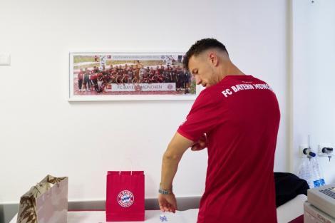 Ivan Perisic a fost împrumutat de Inter Milano la Bayern Munchen