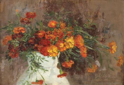 Licitaţie de artă pentru lichidarea patrimoniului unei celebre galerii bucureştene, Hanul cu Tei