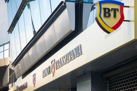 Banca Transilvania a înregistrat un avans de 9% al profitului net în primul semestru, până la 942,36 milioane lei