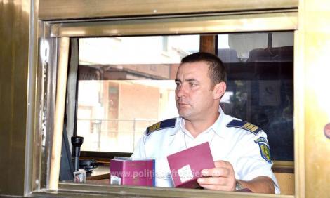 Măsuri suplimentare la graniţa cu Bulgaria, unde Poliţia de Frontieră se aşteaptă la aglomeraţie în minivacanţa de Sfânta Maria