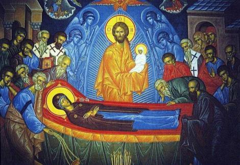 """Adormirea Maicii Domnului. Se spune sau nu """"La mulți ani"""" de Sfânta Maria Mare"""
