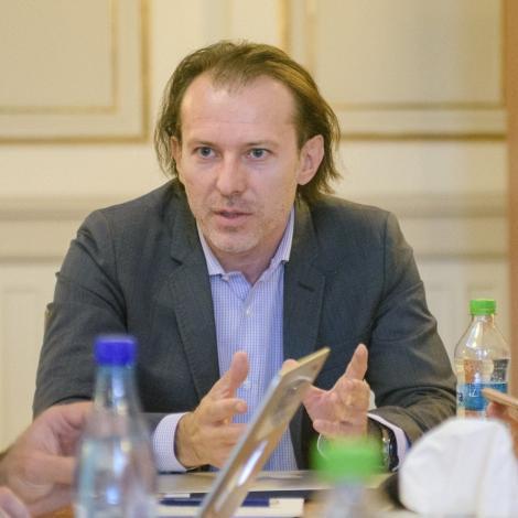 Florin Cîţu: Creşterea economică umflată din pix a fost revizuită în jos de INS. Încă o dovadă că angajaţii din instituţiile statului care au măsluit date pentru PSD+ALDE s-au speriat