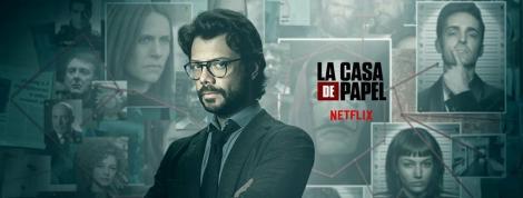 """Filmările la sezonul patru al serialului spaniol """"La Casa del Papel"""", aproape finalizate"""