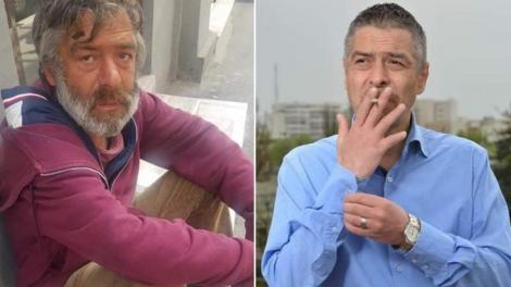 A murit Laurențiu, cerșetorul absolvent de Politehnică, căzut în patima alcoolului după ce nevasta l-a părăsit