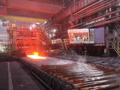 Incendiu la o fabrică de oţel, în oraşul polonez Cracovia