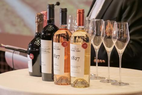 Purcari Wineries anunţă venituri în creştere cu 25% în primul semestru