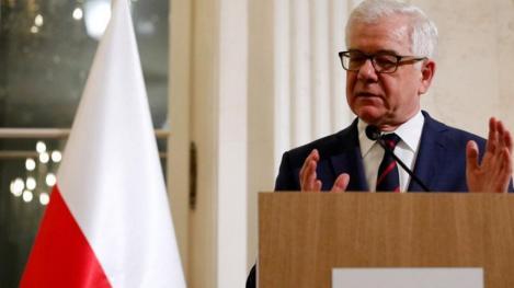 Polonia ar putea susţine misiunea militară americană în Strâmtoarea Ormuz