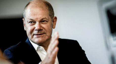 Ministrul german al Finanţelor Olaf Scholz, pregătit să candideze la conducerea SPD